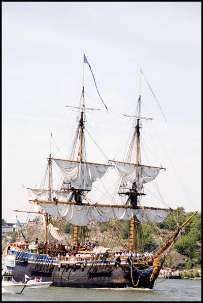 Götheborg 9 juni 2007