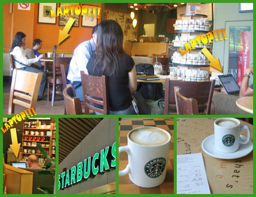 Starbucks - Kuala Lumpur, Malaysia