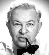 Mr. Arne Jacobsen himself.
