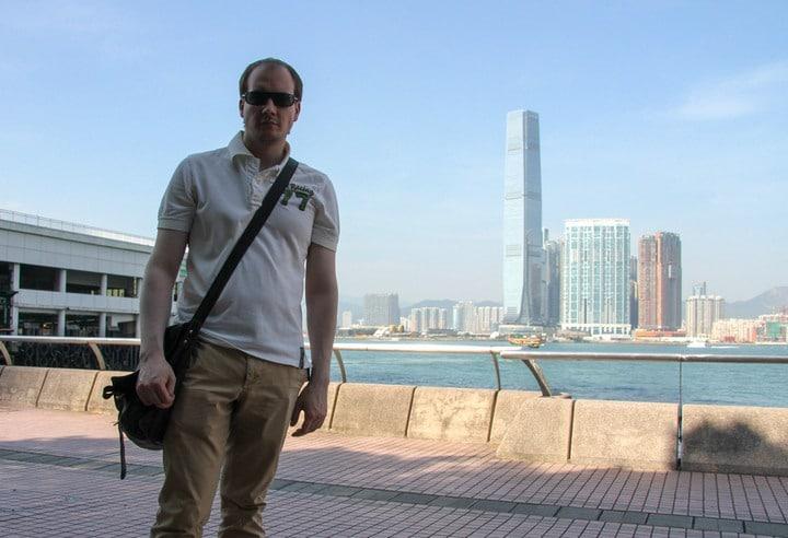 Fler reseskildringar ska det bli, från Honh Kong tex.