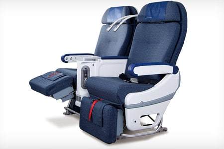 ANA All Nippen Airways premium economy