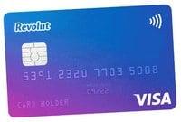 Revolut debit kort utan avgift