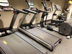 Gym, Bank Hotel