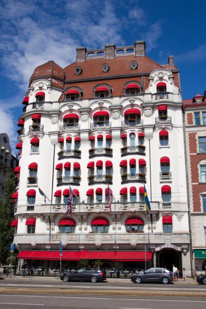 Hotel Diplomat - lyxhotell stockholm